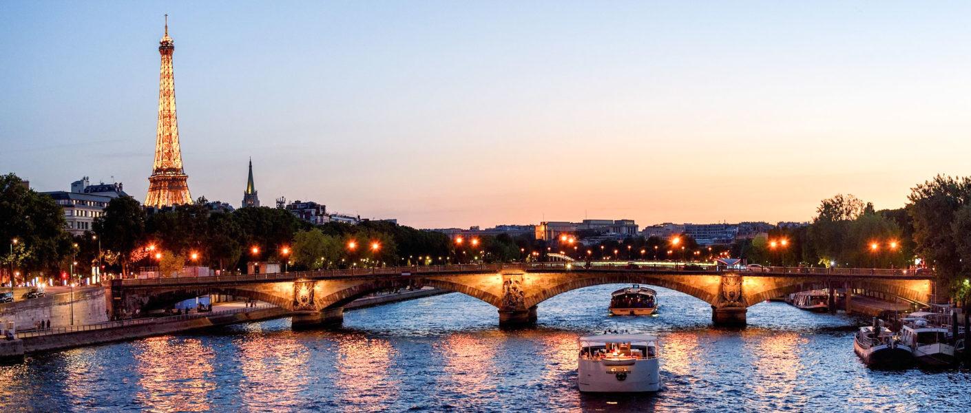 Visiter et découvrir Paris